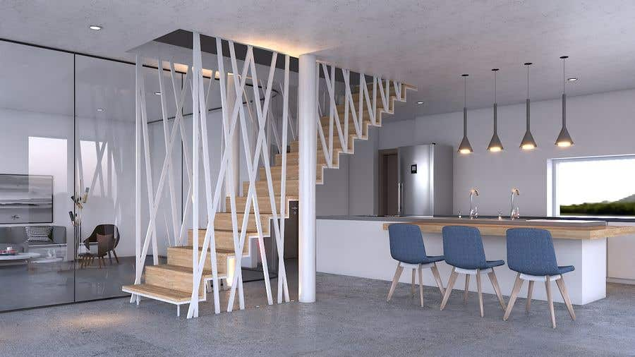 Proposition n°                                        60                                      du concours                                         Designing Staircase