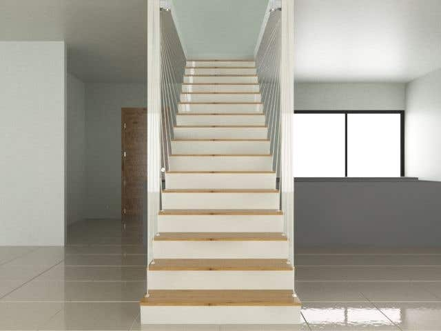 Proposition n°                                        65                                      du concours                                         Designing Staircase