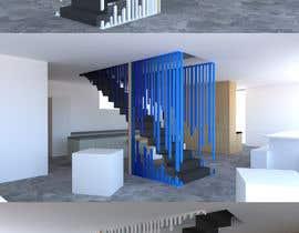 Nro 32 kilpailuun Designing Staircase käyttäjältä deeps831