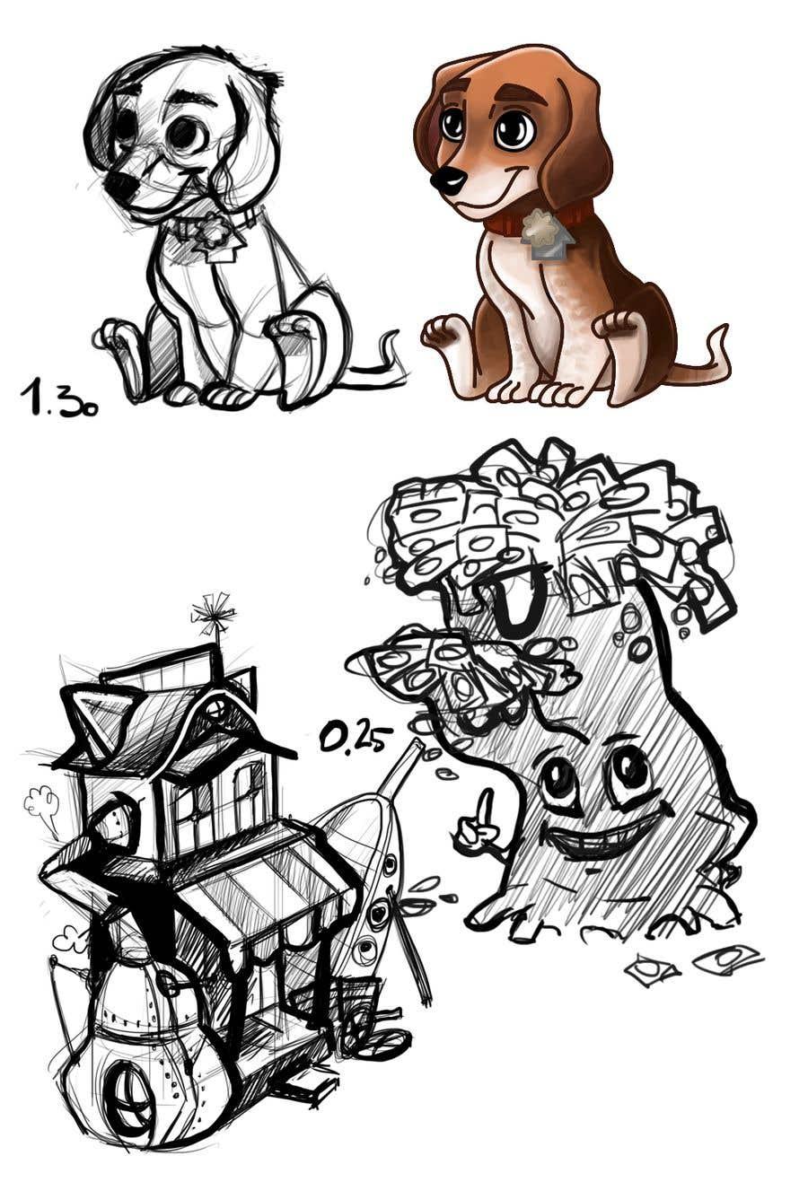 Kilpailutyö #                                        7                                      kilpailussa                                         Illustration Artist