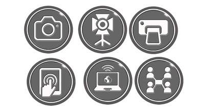 #10 for Design some Icons for product features by darkavdarka