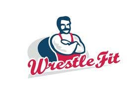 nº 10 pour Design a Logo for WrestleFit par MaxMi