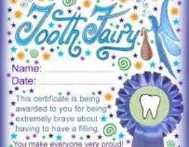 DbmRana tarafından Illustrate Something for Kids Dental Certificate için no 8