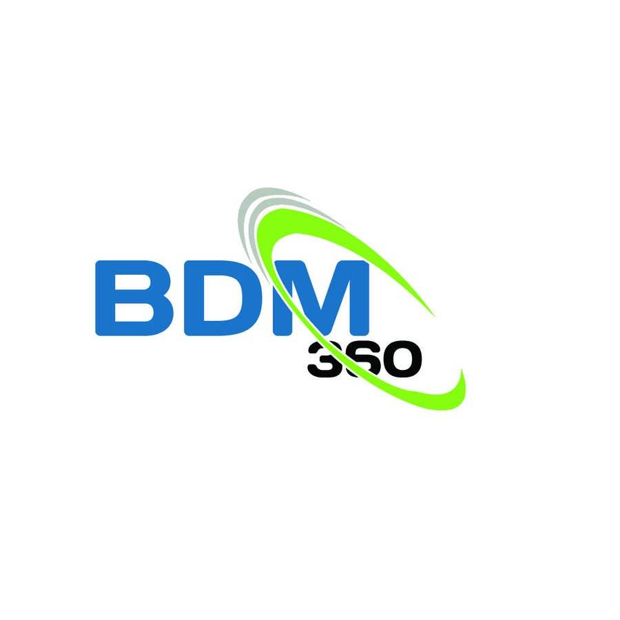 Contest Entry #                                        28                                      for                                         Design a Logo for BDM360