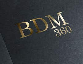 nº 34 pour Design a Logo for BDM360 par scchowdhury