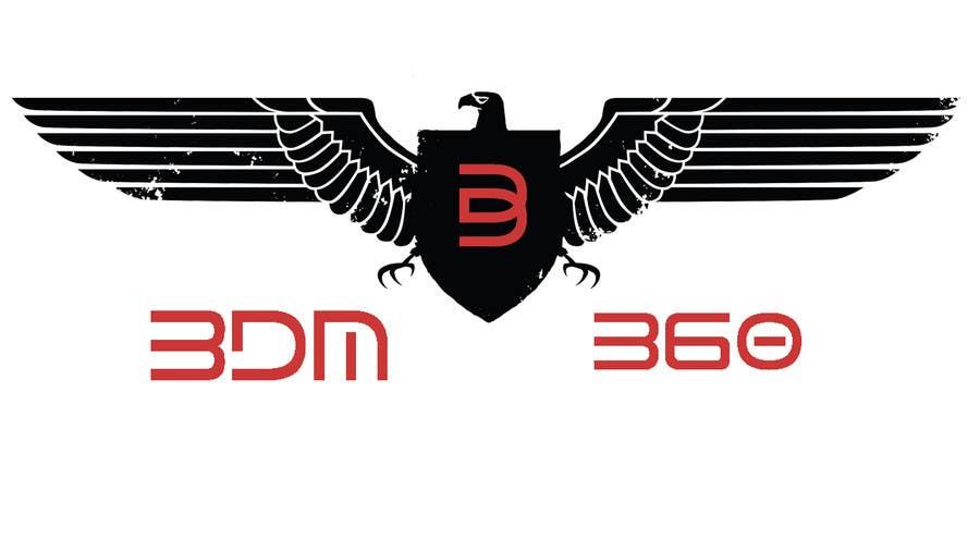 Contest Entry #                                        2                                      for                                         Design a Logo for BDM360