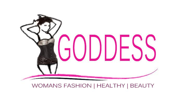 Konkurrenceindlæg #                                        56                                      for                                         Design a Logo for Goddess.