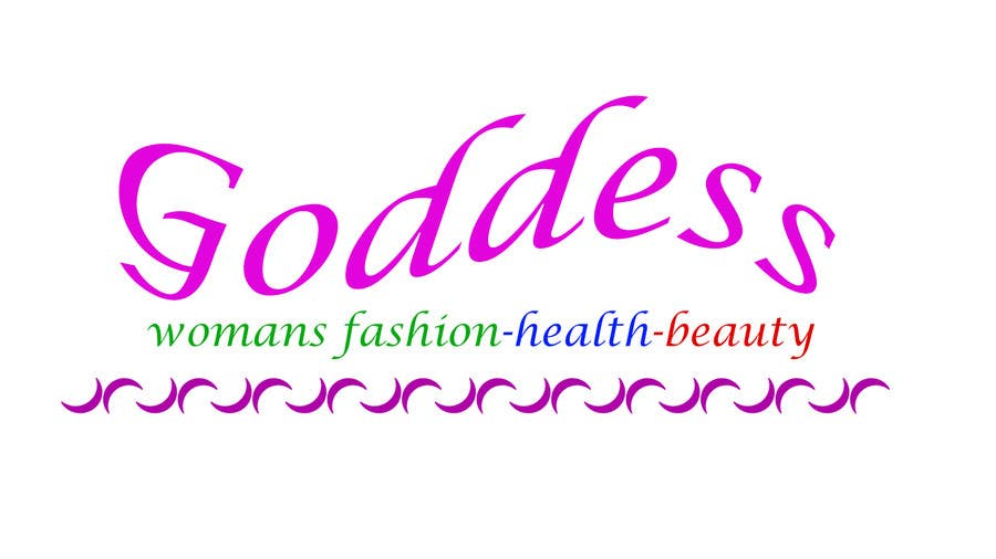 Konkurrenceindlæg #                                        95                                      for                                         Design a Logo for Goddess.
