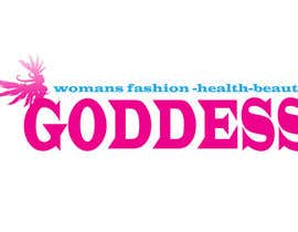 #97 for Design a Logo for Goddess. by wnmmt
