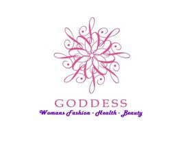#80 para Design a Logo for Goddess. por Abhigrover