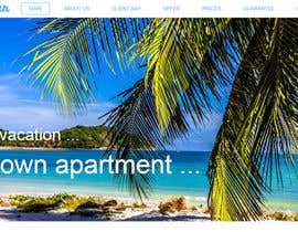 #11 cho Simple web page for our villa bởi Vlad1431