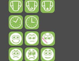 #10 cho Design some Icons for mobile application bởi kiryank