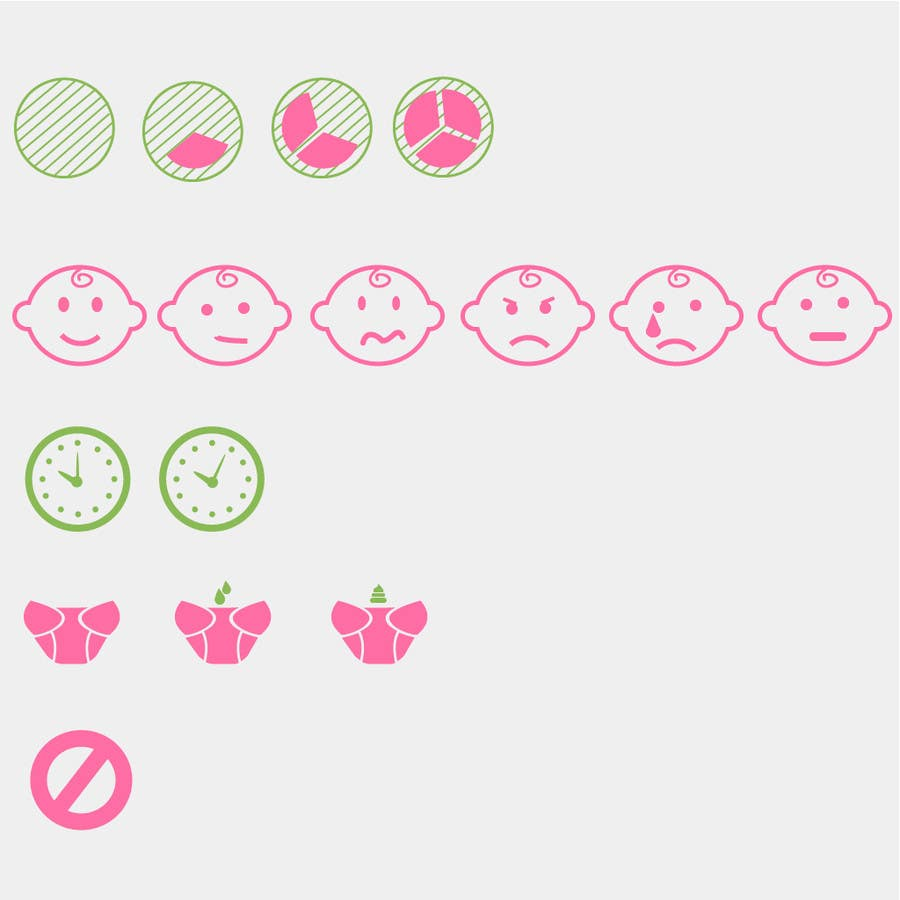 Contest Entry #                                        13                                      for                                         Design some Icons for mobile application