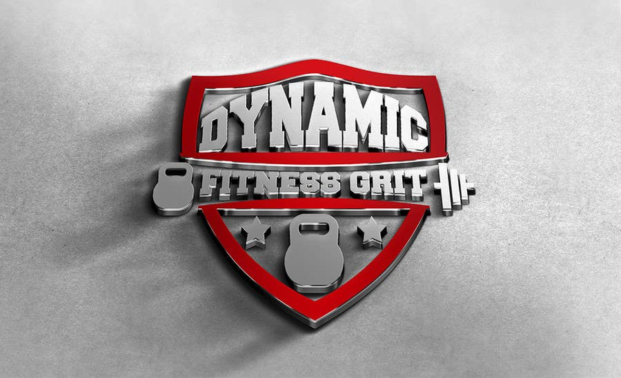 Contest Entry #                                        68                                      for                                         Design a Logo for Dynamic Grit Fitness