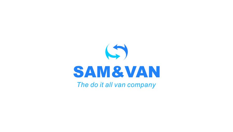 Contest Entry #                                        47                                      for                                         Design a Simple Logo for Sam and Van