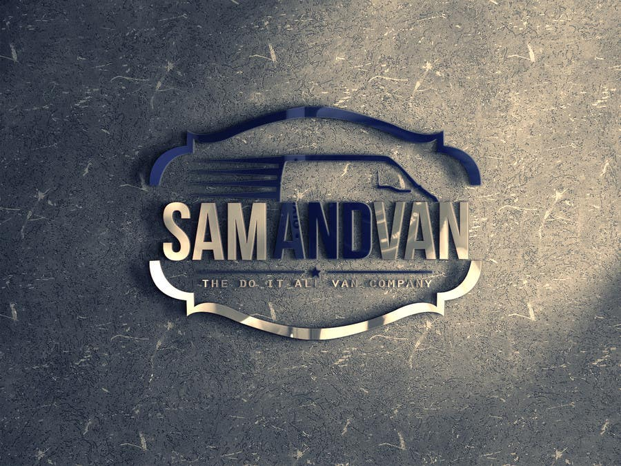 Contest Entry #                                        41                                      for                                         Design a Simple Logo for Sam and Van