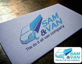 AhmedAmoun tarafından Design a Simple Logo for Sam and Van için no 13