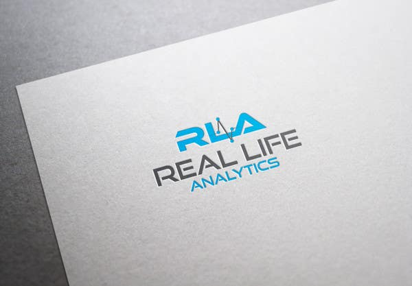Contest Entry #54 for Design a Logo for Real Life Analytics