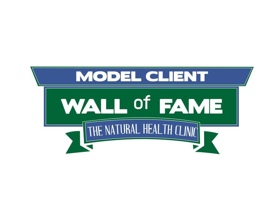 Konkurrenceindlæg #9 for Wall of Fame