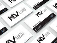 Graphic Design Konkurrenceindlæg #5 for Design some Business Cards for KLV Studio