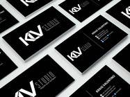 Graphic Design Konkurrenceindlæg #6 for Design some Business Cards for KLV Studio