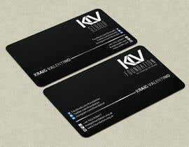 #198 untuk Design some Business Cards for KLV Studio oleh smshahinhossen