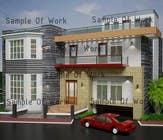 Bài tham dự #1 về 3D Rendering cho cuộc thi Model a home and add new elements