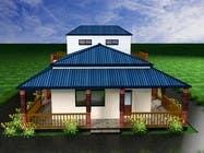 Bài tham dự #56 về 3D Rendering cho cuộc thi Model a home and add new elements