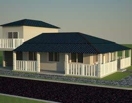 #26 cho Model a home and add new elements bởi Tikiry