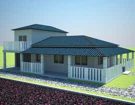 #28 cho Model a home and add new elements bởi Tikiry