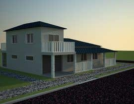 Tikiry tarafından Model a home and add new elements için no 29