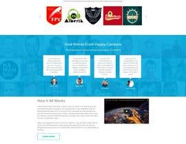BRcreation tarafından Design a Website Mockup for a Job Search Engine için no 59