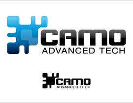 nº 134 pour Logo Design for Camo Advanced Tech par nole1