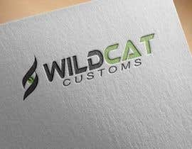#60 untuk Design a Logo for Wild Cat Customs oleh mouryakkeshav