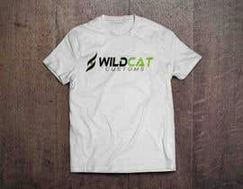 #62 for Design a Logo for Wild Cat Customs by mouryakkeshav