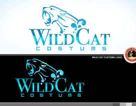 #72 for Design a Logo for Wild Cat Customs by KilaiRivera