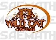 Graphic Design Kilpailutyö #80 kilpailuun Design a Logo for Wild Cat Customs