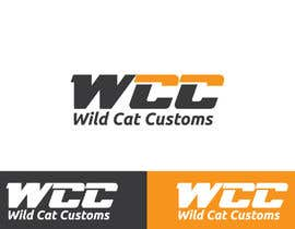 #46 untuk Design a Logo for Wild Cat Customs oleh alamin1973