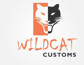 #49 untuk Design a Logo for Wild Cat Customs oleh LucianCreative