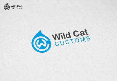 #2 untuk Design a Logo for Wild Cat Customs oleh pvcomp
