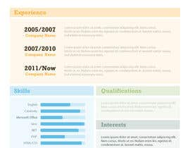 #5 for Premium Quality Resume Design (PSD) - I'LL SELECT MULTIPLE WINNERS! af vikramv91