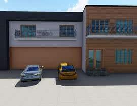 Nro 24 kilpailuun Modern House Exterior Design or  Facade/Frontage Design based on Vernacular Architecture käyttäjältä tsyed420