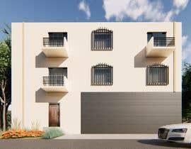 Nro 15 kilpailuun Modern House Exterior Design or  Facade/Frontage Design based on Vernacular Architecture käyttäjältä nextgear273