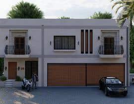Nro 21 kilpailuun Modern House Exterior Design or  Facade/Frontage Design based on Vernacular Architecture käyttäjältä aliarchviz96