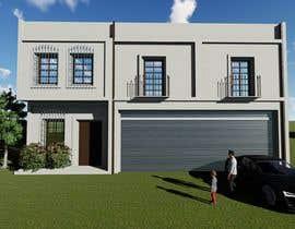 Nro 25 kilpailuun Modern House Exterior Design or  Facade/Frontage Design based on Vernacular Architecture käyttäjältä mesmeriem