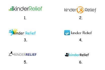 #16 untuk Design a Website Mockup and a Logo for KinderRelief oleh kreativeminds