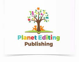 #45 for Planet Editing Publishing by Nilu3265