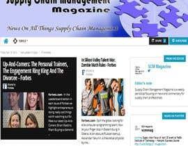Nro 9 kilpailuun Banner Ad Design for Paper.li site käyttäjältä Tomran