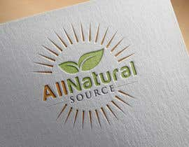#174 for Design a Logo for Natural Product Site by TheTigerStudio