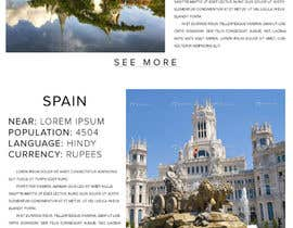 #49 for Website Design for Honeymoons website by CTRaul